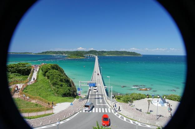 写真: 角島大橋   DSC08798