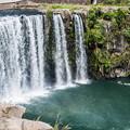 写真: 原尻の滝-6