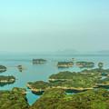 写真: 九十九島from展海峰-1