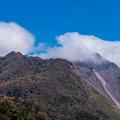 写真: 下山後の平成新山