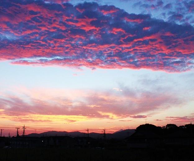 夕景の空  2  06:20