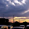 Photos: 秋の夕景・・・2   09:29