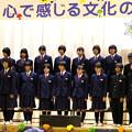 写真: 中学校合唱コンク-ル・・3  10:24