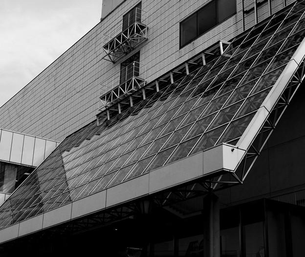 外出・・・その2---屋根