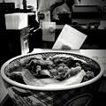 写真: 牛丼 並盛