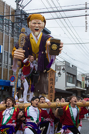 ほうらい祭り 2014