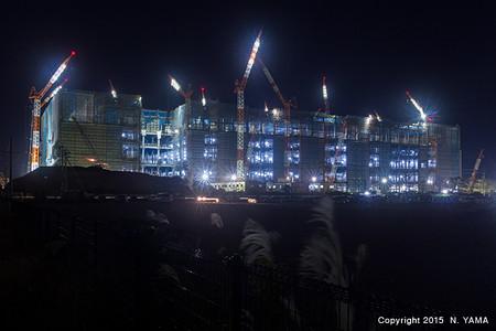 ジャパンディスプレイ白山工場