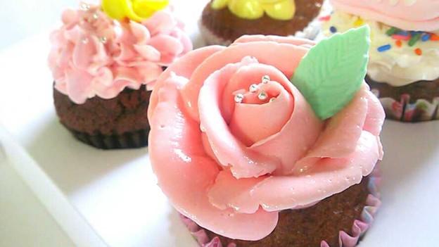 カップケーキ♪2
