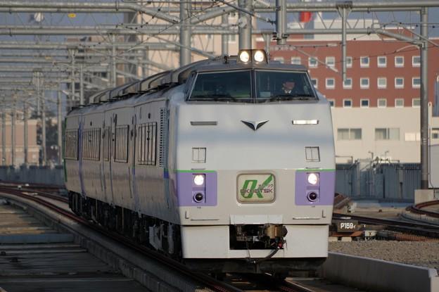 キハ183-211~編成 オホーツク