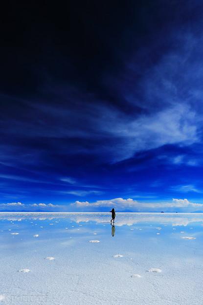 空の散歩路