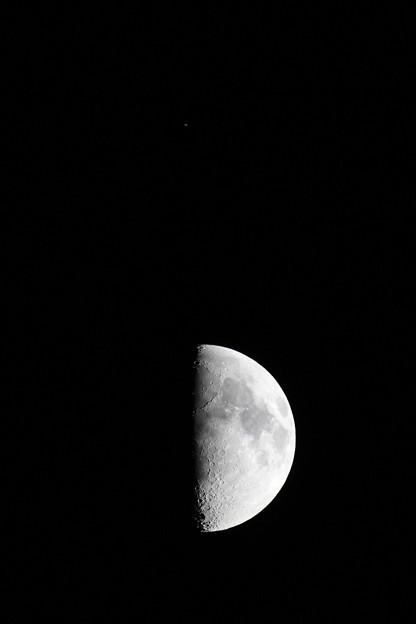 月と土星の大接近