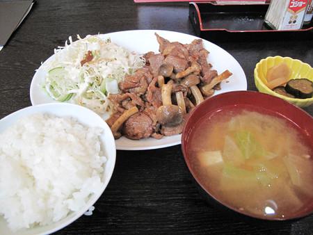 IMG_8175 ジンギス定食