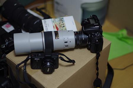 サンヨン+TC1.7EII+D300s