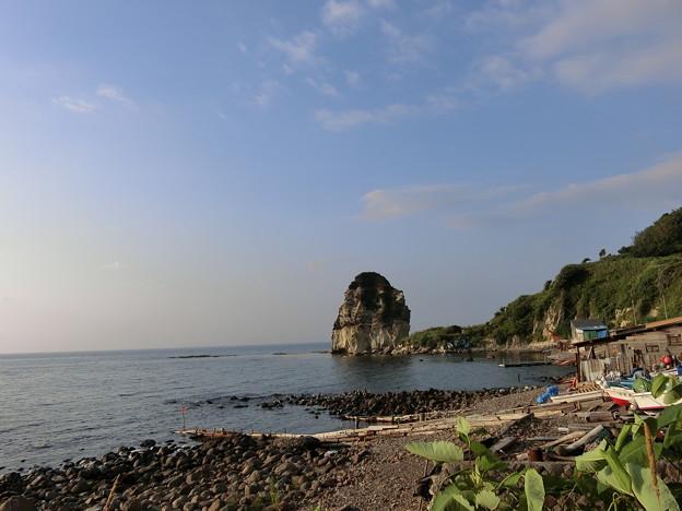 小樽・桃内海岸~船着き場