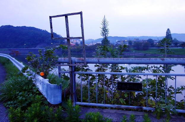 沢田橋の侘び寂び