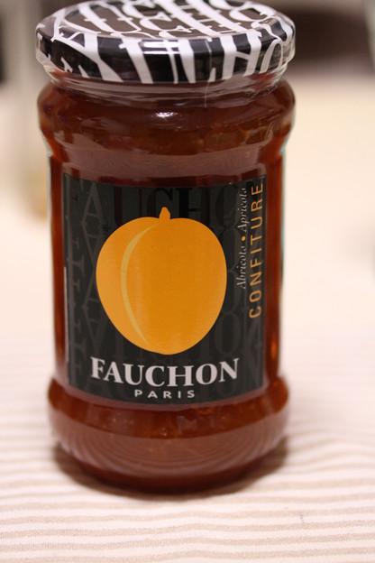 FAUCHON アプリコット ジャム 瓶