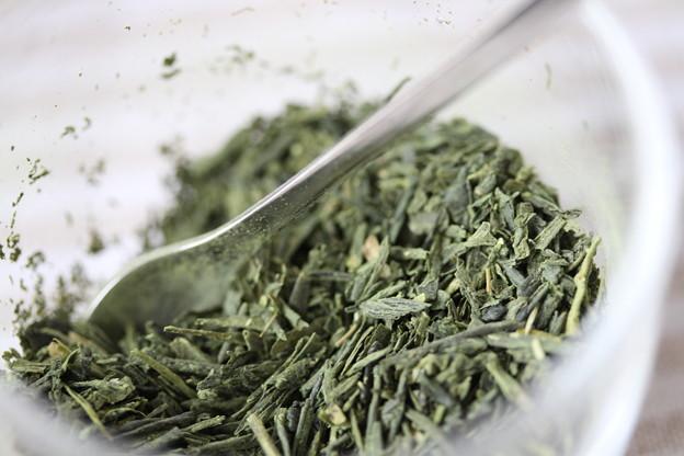 サントリー 京都 福寿園 伊右衛門 煎茶、抹茶 混ぜる