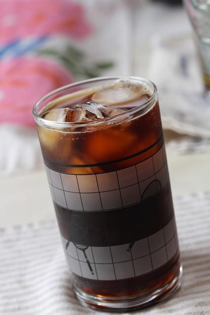 KALDI BIRD FRIENDLY ダークロースト アイスコーヒー