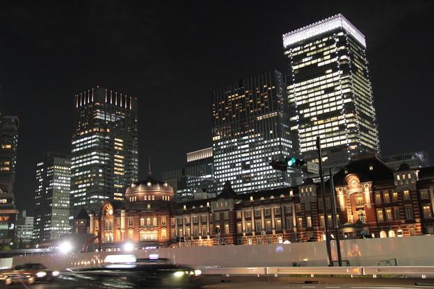 東京駅 夜景 2