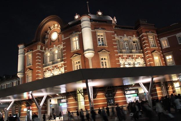 東京駅 夜景 3