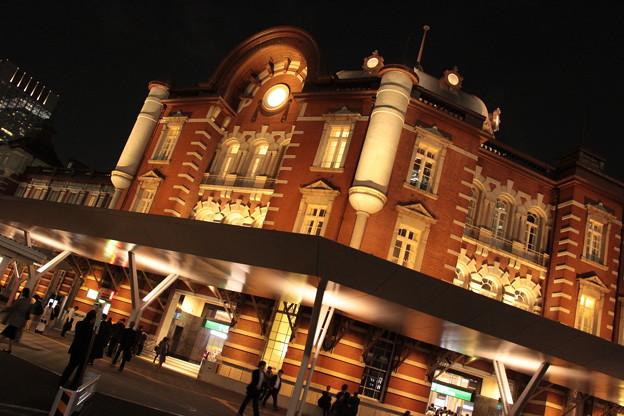 東京駅 夜景 4