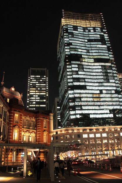 東京駅 夜景 6