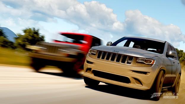2014 Jeep Grand Cherokee SRT #ForzaHorizon2