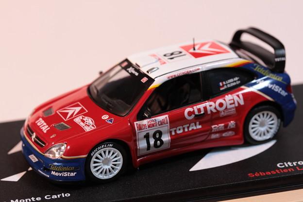 Photos: Citroen Xsara WRC 2003(シトロエン クサラ WRC 2003 )1