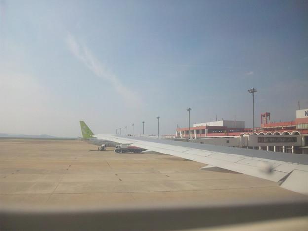 これから羽田空港に帰ります。