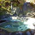 小斉の湯・岩間の湯