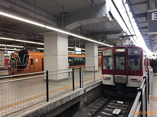 【近鉄】京都→近鉄丹波橋