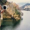 Photos: 国鉄士幌線糠平湖の橋から
