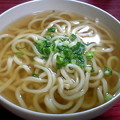 "It's good!「""Udon""」 This is the best of all."