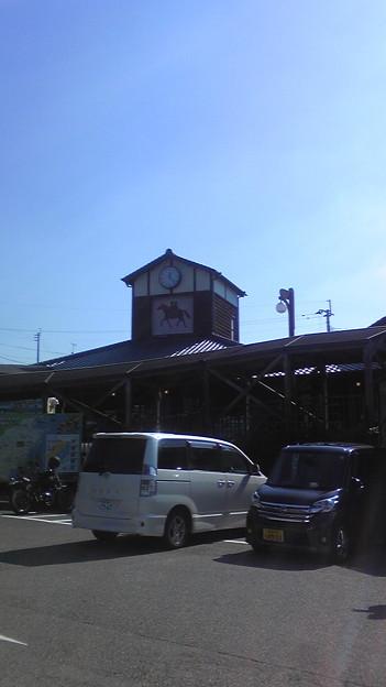 道の駅・北川はゆま