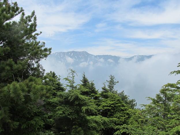 09中岳大天井岳方面002