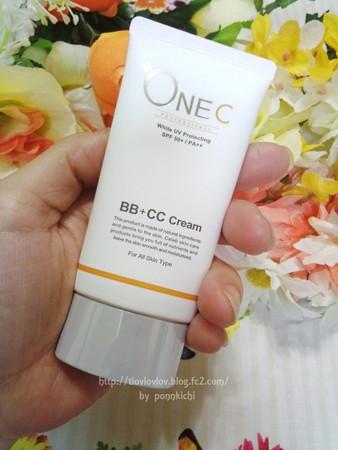 +OneC(プラワンシー) BB+CCクリーム(ファンデーション) (3)