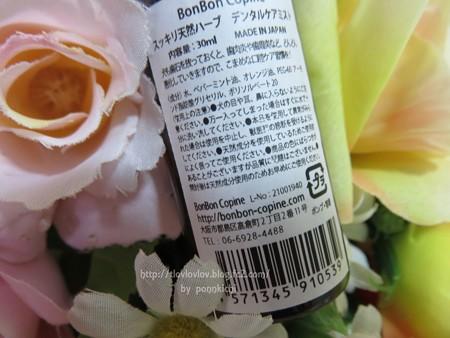KINUKA ボンボンコピーヌ スッキリ天然ハーブ デンタルケアミスト 30ml (4)