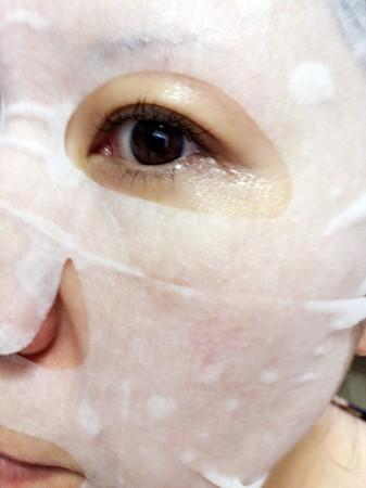 フェイスマスク 白のルルルン (7)