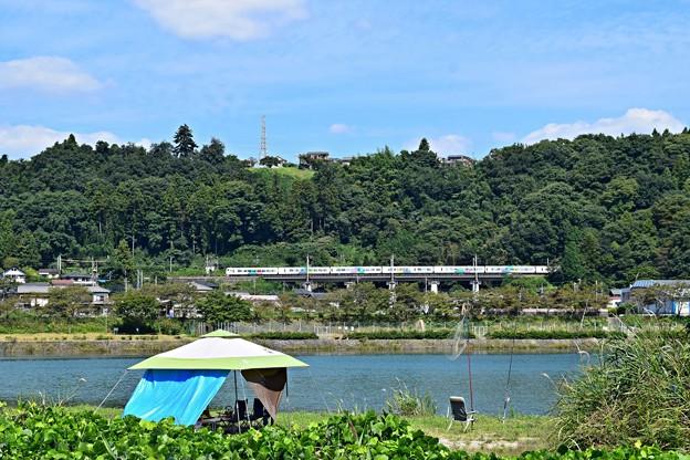 Photos: 秋の沿線1