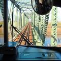 鉄橋だぁ~♪