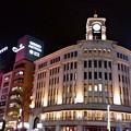 Photos: 夜の街銀座4-5-11