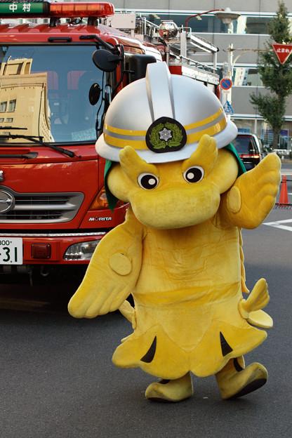 ケッシィ 名古屋市消防局