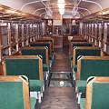 写真: 鉄道博物館 キハ41307の車内
