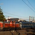 Photos: DLぐんまちゃん後追い撮影@群馬八幡-北高崎