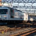 Photos: 185系団体臨時列車(回送)@ワラナン