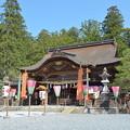 小国神社・拝殿