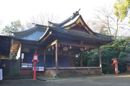 鷲宮神社・神楽殿
