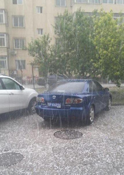 北京で雹と大雨 7-16 (6)