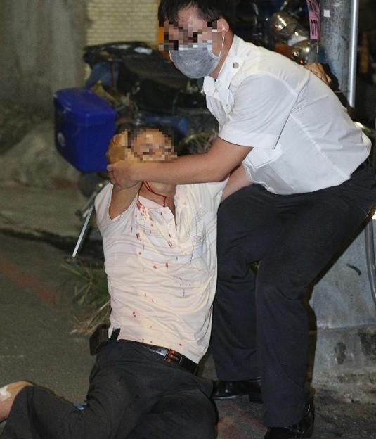 台湾高雄の惨劇 まるでダイハードかと思えるような爆発の後・・・ (8)