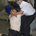 Photos: 台湾高雄の惨劇 まるでダイハードかと思えるような爆発の後・・・ (8)